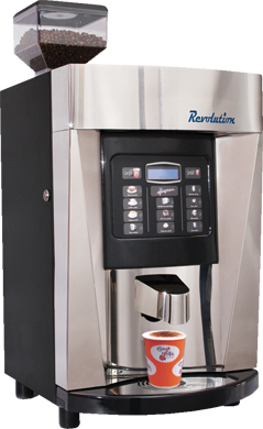 Revolution Coffee Machine from Espresso Essential WA